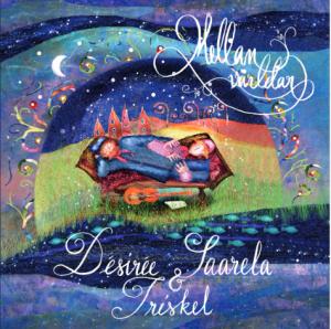 Désirée Saarela & Triskel - Mellan Världar - Här möts både musik, konst och sånglyrik på ett unikt och nytänkande sätt